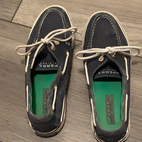 Blue Sperry Top-Sider (Sz 6.5)